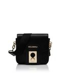 K/PIN CLOSURE crossbody