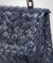 BOTTEGA VENETA BABY OLIMPIA BAG IN PRUSSE INTRECCIO AYERS Shoulder or hobo bag D ep