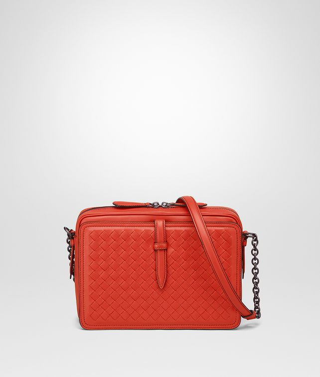 BOTTEGA VENETA SHOULDER BAG IN VESUVIO INTRECCIATO NAPPA Shoulder or hobo bag D fp