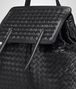 BOTTEGA VENETA BACKPACK IN NERO INTRECCIATO NAPPA Crossbody bag Woman ep