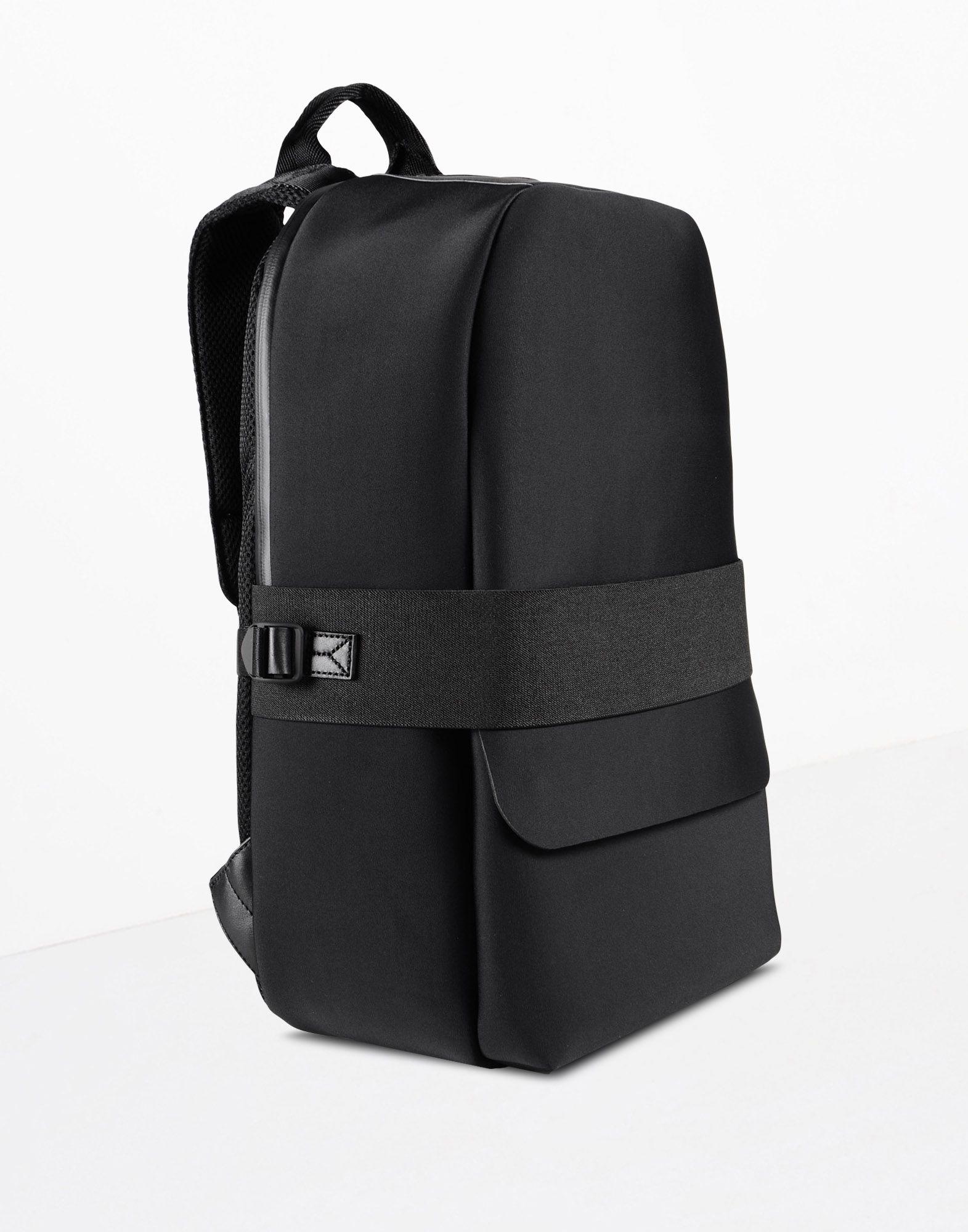black adidas bag