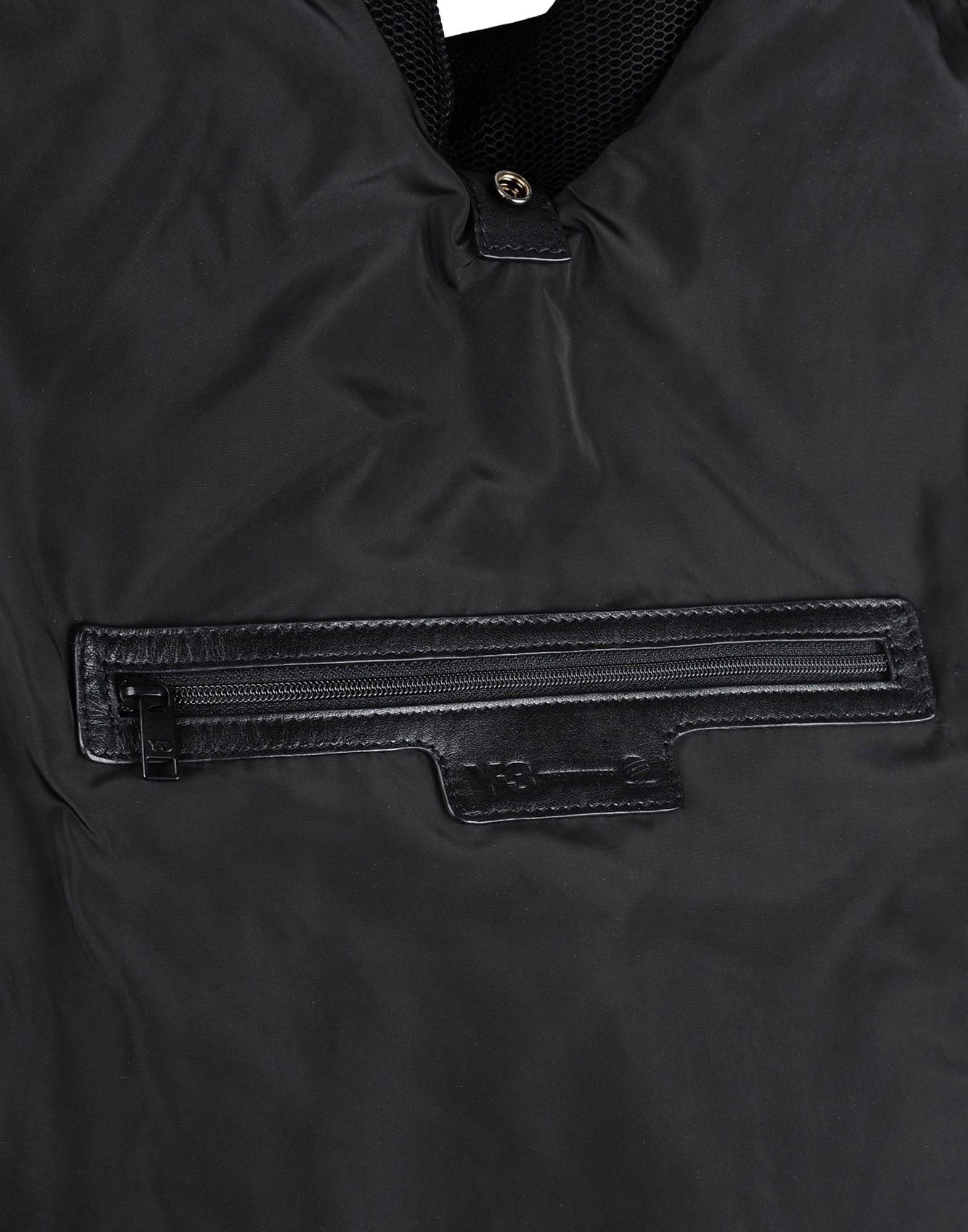 Y-3 SHOULDERBAG BLACK BAGS woman Y-3 adidas