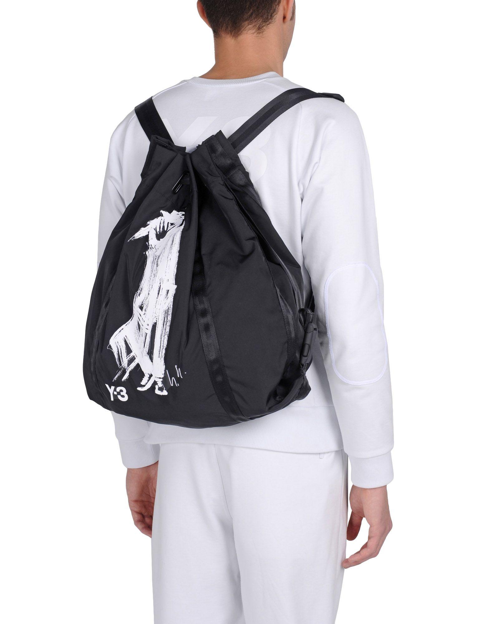 6cd31454d13a ... Y-3 Y-3 YOHJI BACKPACK Backpack E ...
