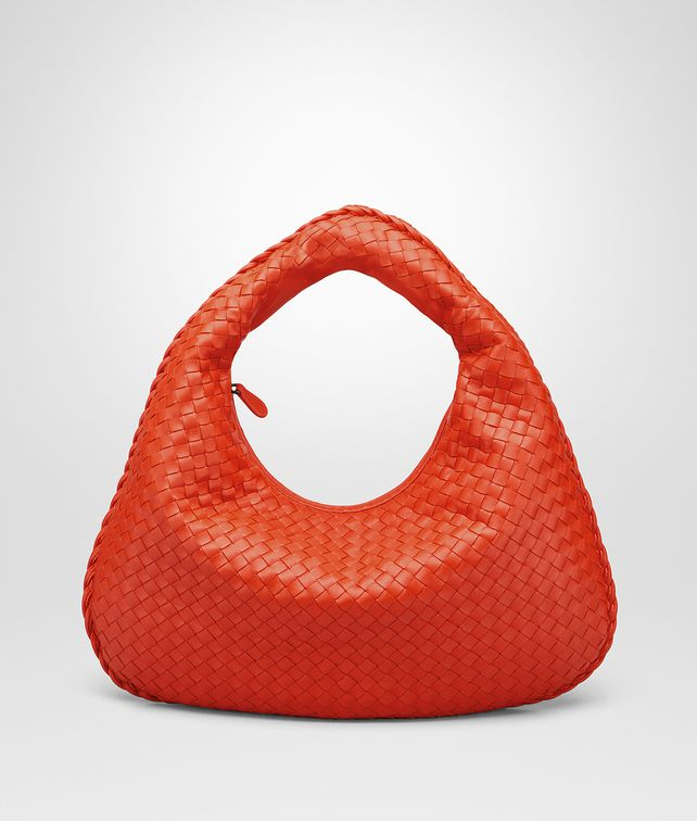 BOTTEGA VENETA MEDIUM VENETA BAG IN VESUVIO INTRECCIATO NAPPA  Hobo Bag Woman fp