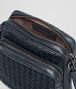 BOTTEGA VENETA MESSENGER BAG IN LIGHT TOURMALINE INTRECCIATO VN Messenger Bag U dp