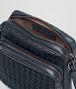 BOTTEGA VENETA MESSENGER BAG IN LIGHT TOURMALINE INTRECCIATO VN Messenger Bag Man dp