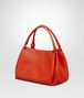 BOTTEGA VENETA PARACHUTE BAG IN VESUVIO INTRECCIATO NAPPA Shoulder or hobo bag D rp