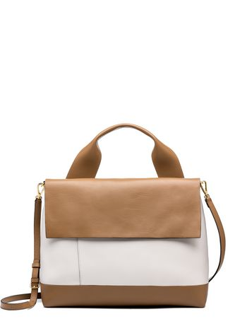 Marni CITY POD bag in matt nappa lambskin Woman