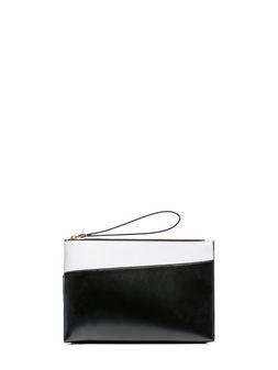 Marni MUSEO clutch in calfskin box Woman