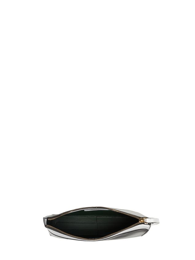 Marni MUSEO clutch in calfskin box Woman - 4