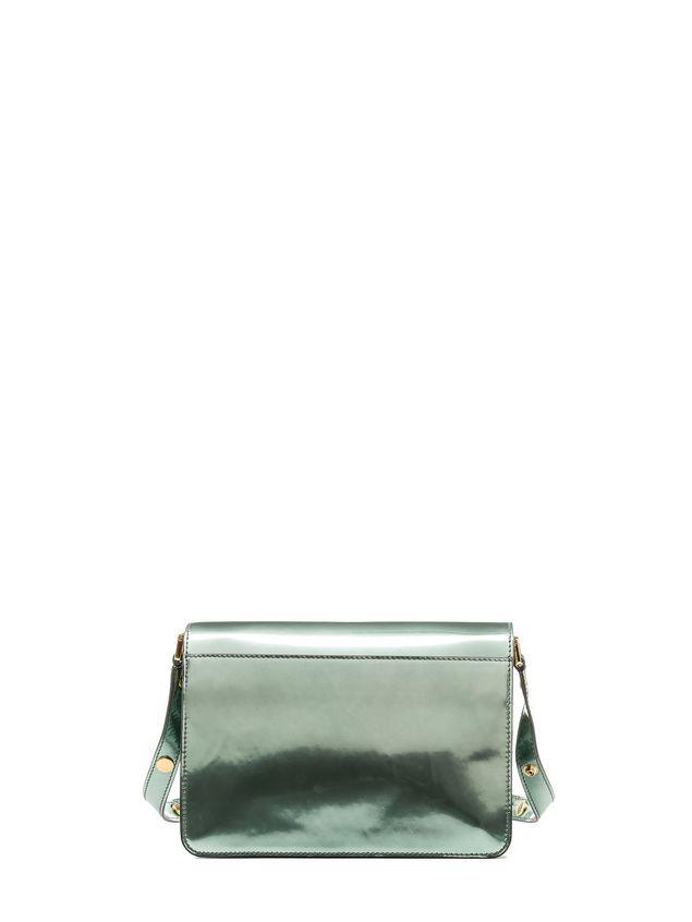 Marni TRUNK bag in laminated calfskin  Woman