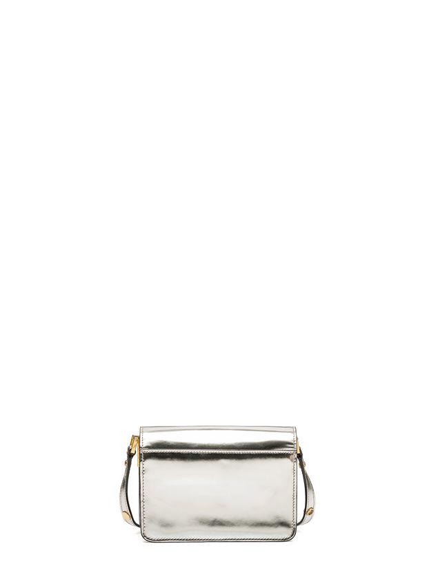 Marni MINI TRUNK bag in polished calfskin Woman - 3