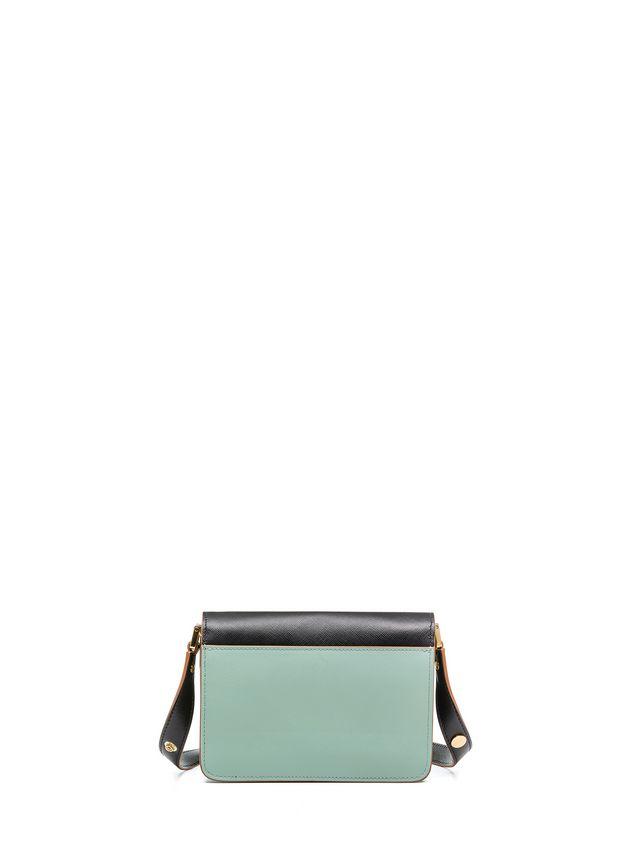 Marni MINI TRUNK bag in saffiano calfskin  Woman - 3