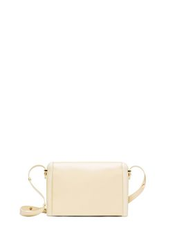 Marni Large TANDEM bag in shiny calfskin Woman