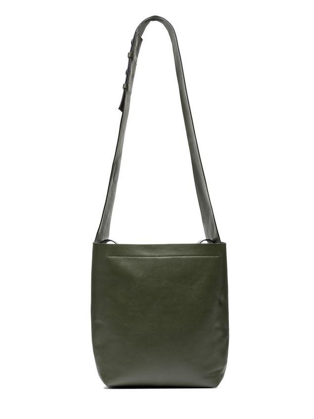 Marni BUCKAROO bag in bi-coloured calfskin Woman