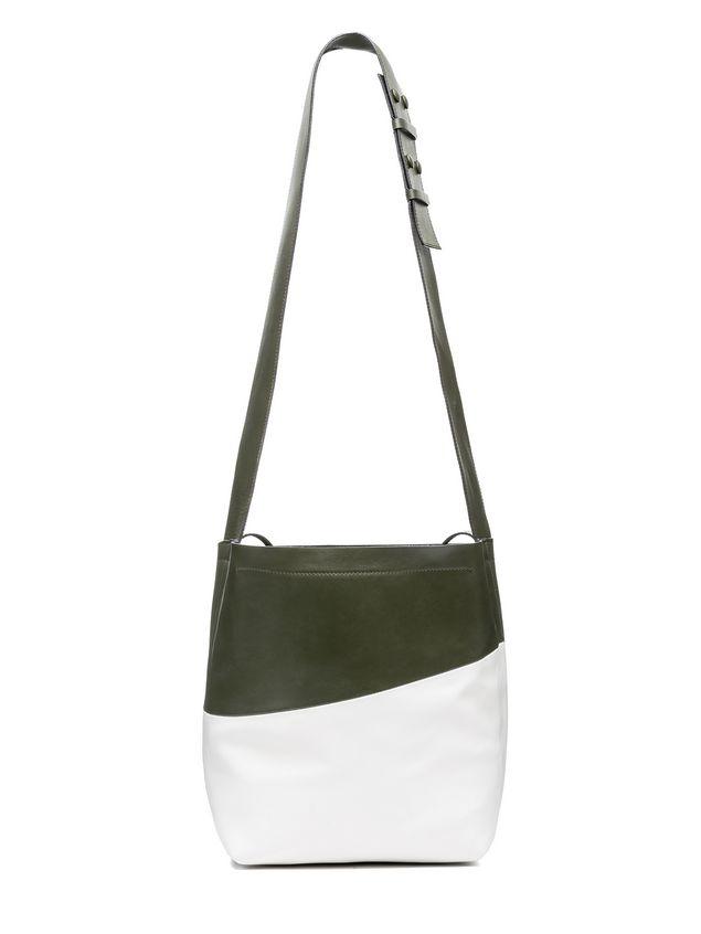 Marni BUCKAROO bag in bi-coloured calfskin Woman - 1
