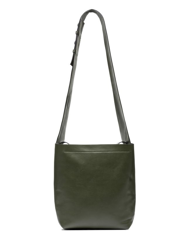 Marni BUCKAROO bag in bi-coloured calfskin Woman - 3