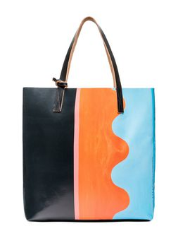 Marni SHOPPING bag in PVC Jack Davidson Woman