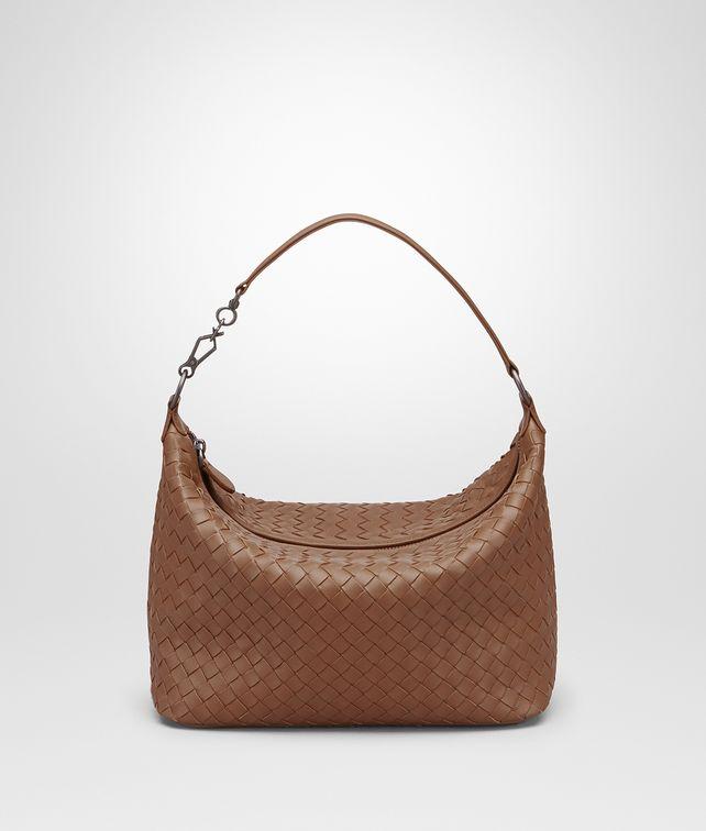 Bottega Veneta Small Shoulder Bag In Toscana Intrecciato Na Pickupinshipping Info