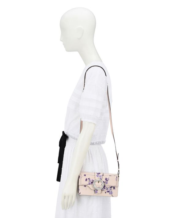 REDValentino Printed shoulder bag