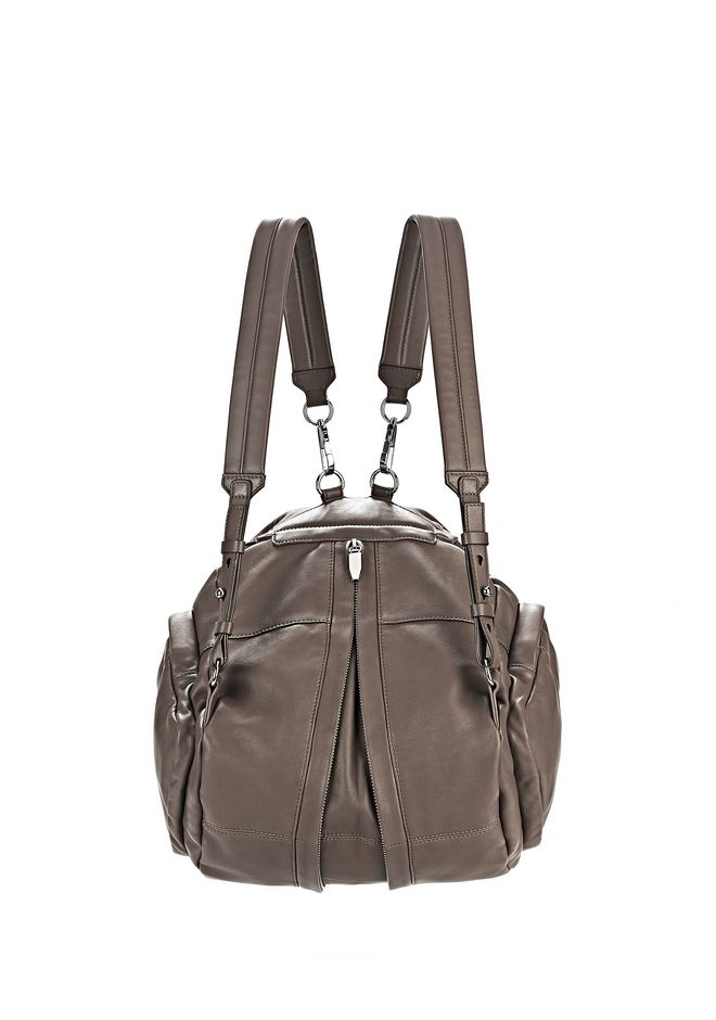MARTI IN TAUPE WITH RHODIUM | BACKPACK | Alexander Wang Official Site