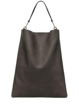 Marni Runway MAXI STRAP bag in tumbled calfskin Woman