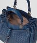 BOTTEGA VENETA BUCKET BAG IN PACIFIC INTRECCIATO NAPPA Crossbody bag D dp