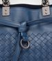 BOTTEGA VENETA BUCKET BAG IN PACIFIC INTRECCIATO NAPPA Crossbody bag Woman ep