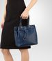 BOTTEGA VENETA PACIFIC INTRECCIATO NAPPA SMALL MESSENGER BAG Crossbody bag Woman lp