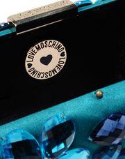 Clutch Woman LOVE MOSCHINO