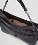 BOTTEGA VENETA NERO INTRECCIATO NAPPA BEVERLY '71/'16 BAG Shoulder or hobo bag D dp