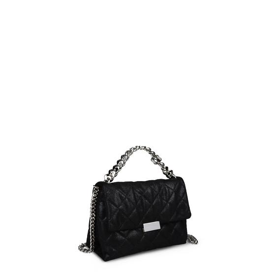 Black Becks Medium Shoulder Bag