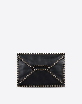VALENTINO Rockstud Untitled clutch 45302845SJ