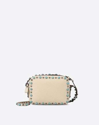 VALENTINO Rockstud Rolling cross-body bag 45302874TO