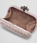 BOTTEGA VENETA KNOT IN ROSE BUVARD EMBROIDERED AYERS Clutch D dp