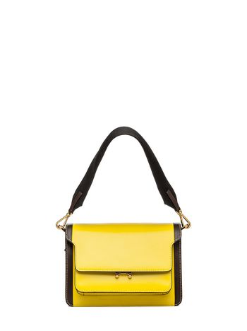 MARNI Trunk Bag D TRUNK bag in matte Box calfskin f