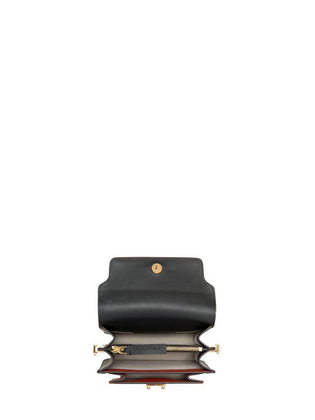 Marni MINI TRUNK bag in matte Box calfskin  Woman - 4