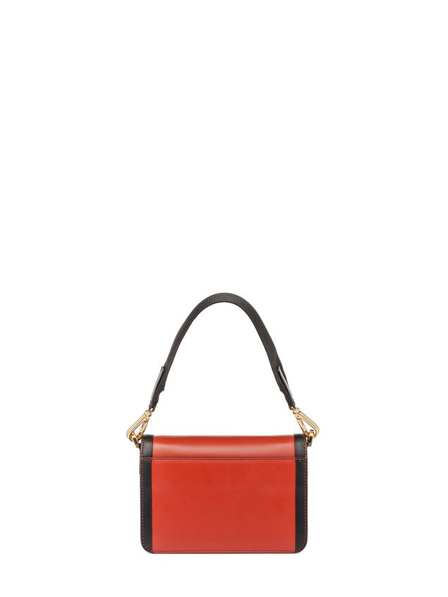 Marni MINI TRUNK bag in matte Box calfskin  Woman - 3