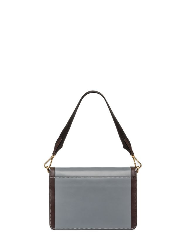 Marni TRUNK bag in matte Box calfskin  Woman