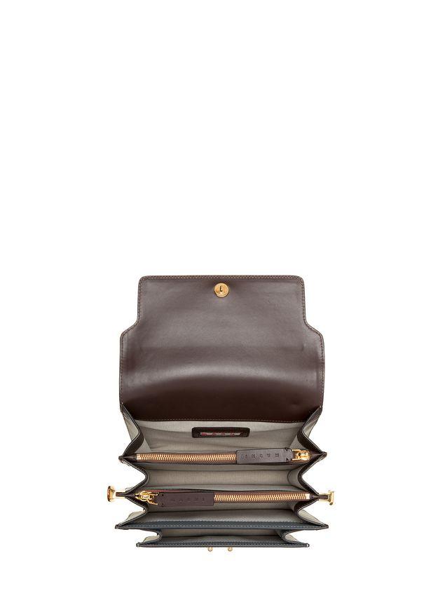 Marni TRUNK bag in matte Box calfskin  Woman - 4
