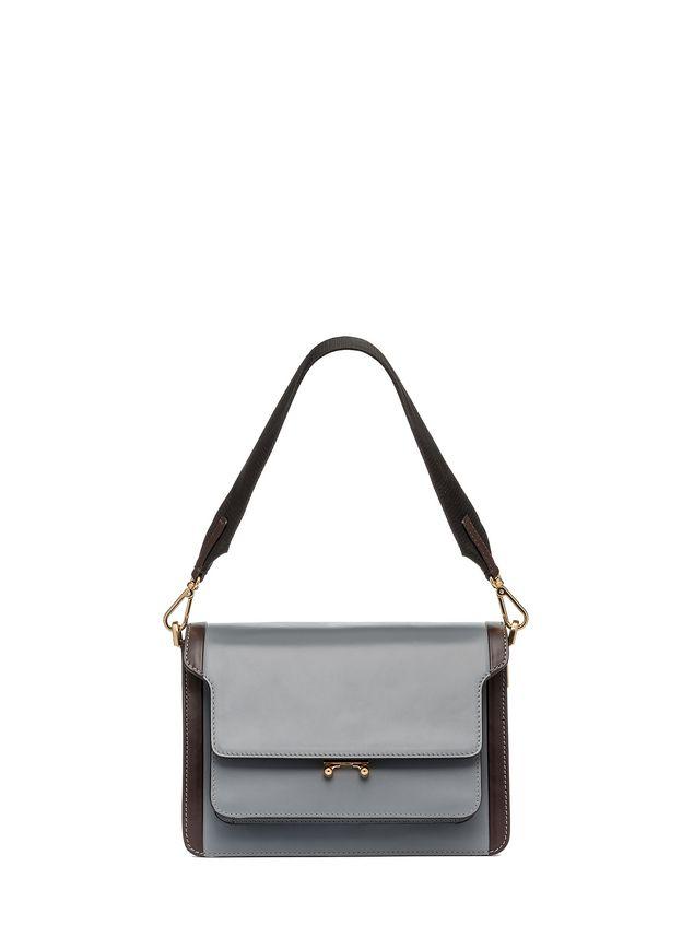 Marni TRUNK bag in matte Box calfskin  Woman - 1