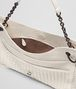 BOTTEGA VENETA BEVERLY '71/'16 IN MIST INTRECCIATO NAPPA Shoulder or hobo bag D dp