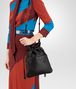 BOTTEGA VENETA BUCKET BAG IN NERO INTRECCIATO NAPPA Crossbody bag D ap