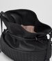 BOTTEGA VENETA BUCKET BAG IN NERO INTRECCIATO NAPPA Crossbody bag D dp