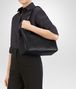 BOTTEGA VENETA MEDIUM TOTE BAG IN NERO INTRECCIATO NAPPA Tote Bag Woman ap
