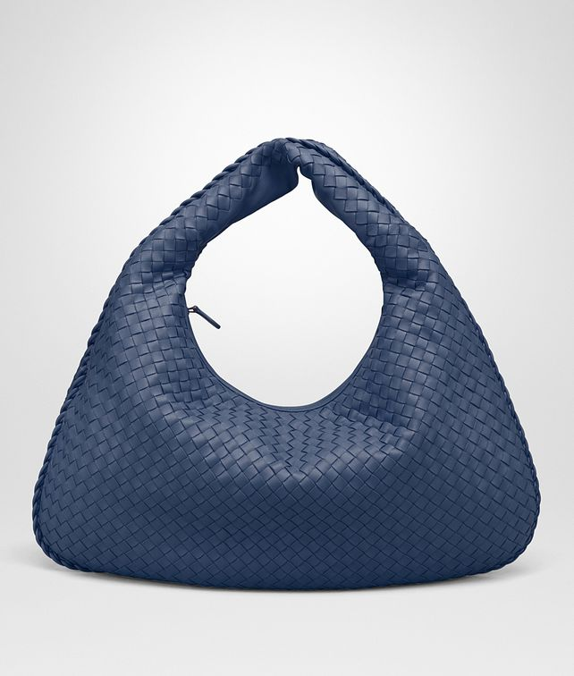 BOTTEGA VENETA LARGE VENETA BAG IN PACIFIC INTRECCIATO NAPPA Shoulder or hobo bag Woman fp