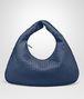BOTTEGA VENETA LARGE VENETA BAG IN PACIFIC INTRECCIATO NAPPA Hobo Bag Woman fp