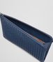 BOTTEGA VENETA PACIFIC INTRECCIATO SMALL DOCUMENT CASE Small bag Man dp