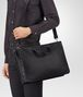 BOTTEGA VENETA AKTENTASCHE AUS INTRECCIATO KALBSLEDER IN NERO Business Tasche Herren lp