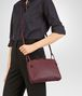 BOTTEGA VENETA MESSENGER BAG IN BAROLO INTRECCIATO NAPPA Crossbody bag Woman ap